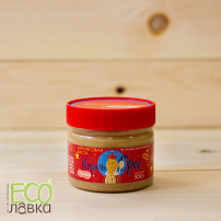 Арахисовая паста KingNut с корицей, 300 гр/Peanut Butter KingNut with Cinnamon, 300g