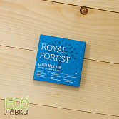 Шоколад из кэроба Royal Forest ягоды годжи и изюм,75гр/Royal Forest Carob Chocolate Gogi&Raisins,75g