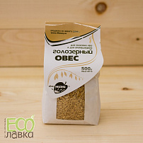 "Овес голозерный ""Образ жизни"", 500гр/Naked Oats ""Life Way"", 500g"