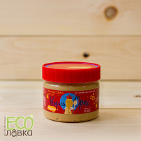 Арахисовая паста KingNut медовая, 300 гр/Peanut Butter KingNut with Honey, 300g