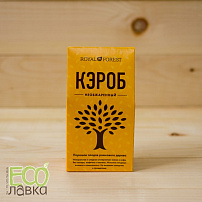 Кэроб необжаренный Royal Forest, 100гр/Raw Carob Royal Forest, 100g