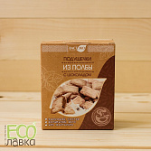 "Подушечки из полбы с шоколадом ""ВАСТЭКО"", 200гр/Crispy Spelt Pillows with Chocolate ""VASTECO"", 200g"