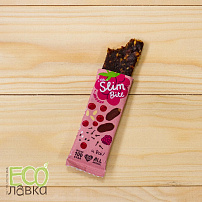 Батончик Slim Bite Малина, 30гр/Bar Slim Bite Raspberry, 30g