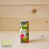 Вода кокосовая King Island, 250мл/Pure Coconut Water King Island, 250ml