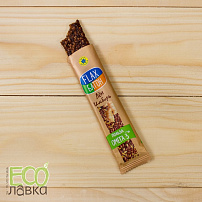 Флакс-батон Имбирь, 30 гр/Flax Bar Ginger, 30g