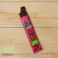 Флакс-батон Клюква, 30 гр/Flax Bar Cranberry, 30g